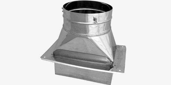 Nasady kominowe typu Rotoflex - Turboflex MAXv2