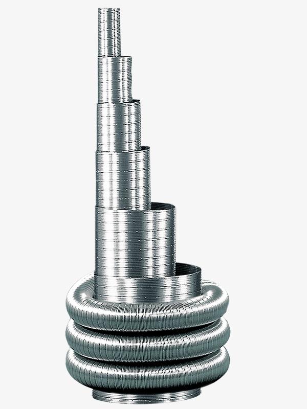 Elastyczne przewody aluminiowe