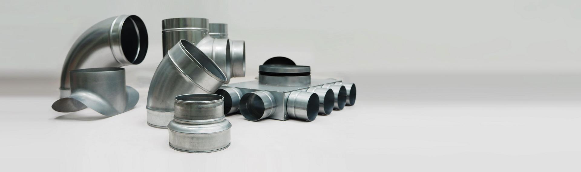 Spiroflex elementy wentylacji